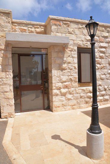 אבן כורכר טבעית לחיפוי מחיר משתלם