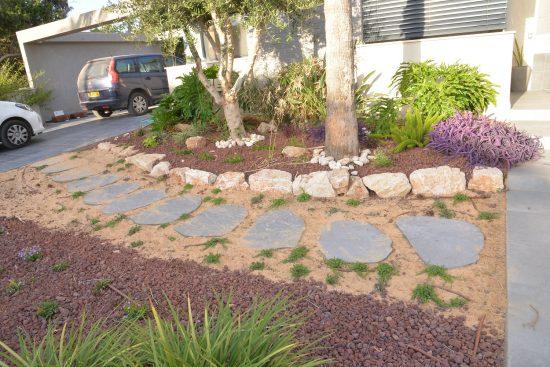 אבני מדרך לגינה מחיר מבצע בנופי אבן ושיש